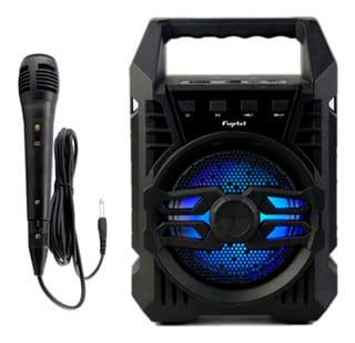 Parlante Bluetooth Fujitel BT4020 + Micrófono1