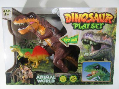 Dinosaurio Animal World