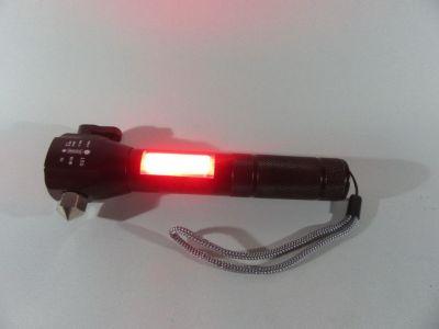 Linterna multifuncion T6-28