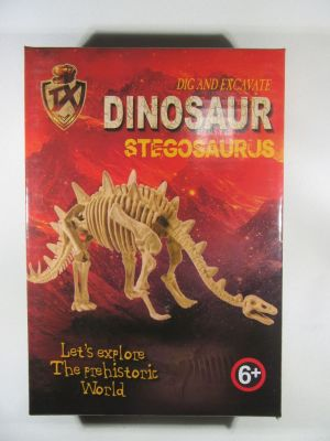 Set excavación Dinosaurios