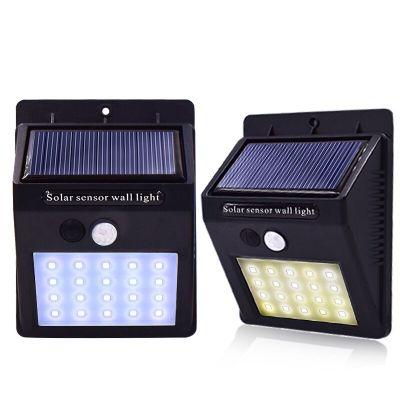 Luz solar con sensor de movimiento LED 802