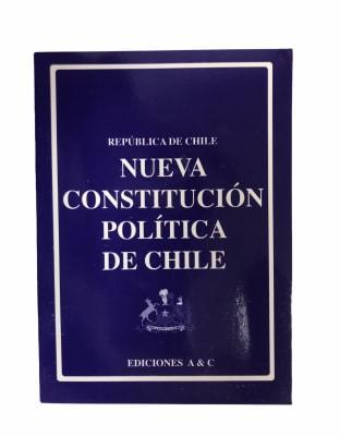 Constitución Política de Chile1