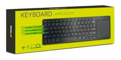 Teclado bt Touchpad TL028 Tecnolab2