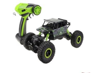 Jeep Control Remoto Rock1