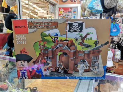 Armables Piratas XL1
