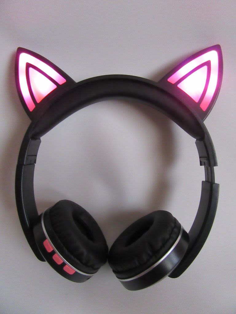 Audifono Bluetooth Cat Ear