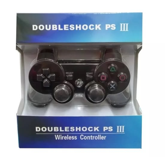 CONTROL PS3 BLUETOOTH DOUBLESHOCK