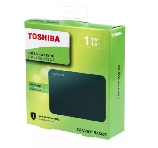 Disco Duro 1 TB Toshiba