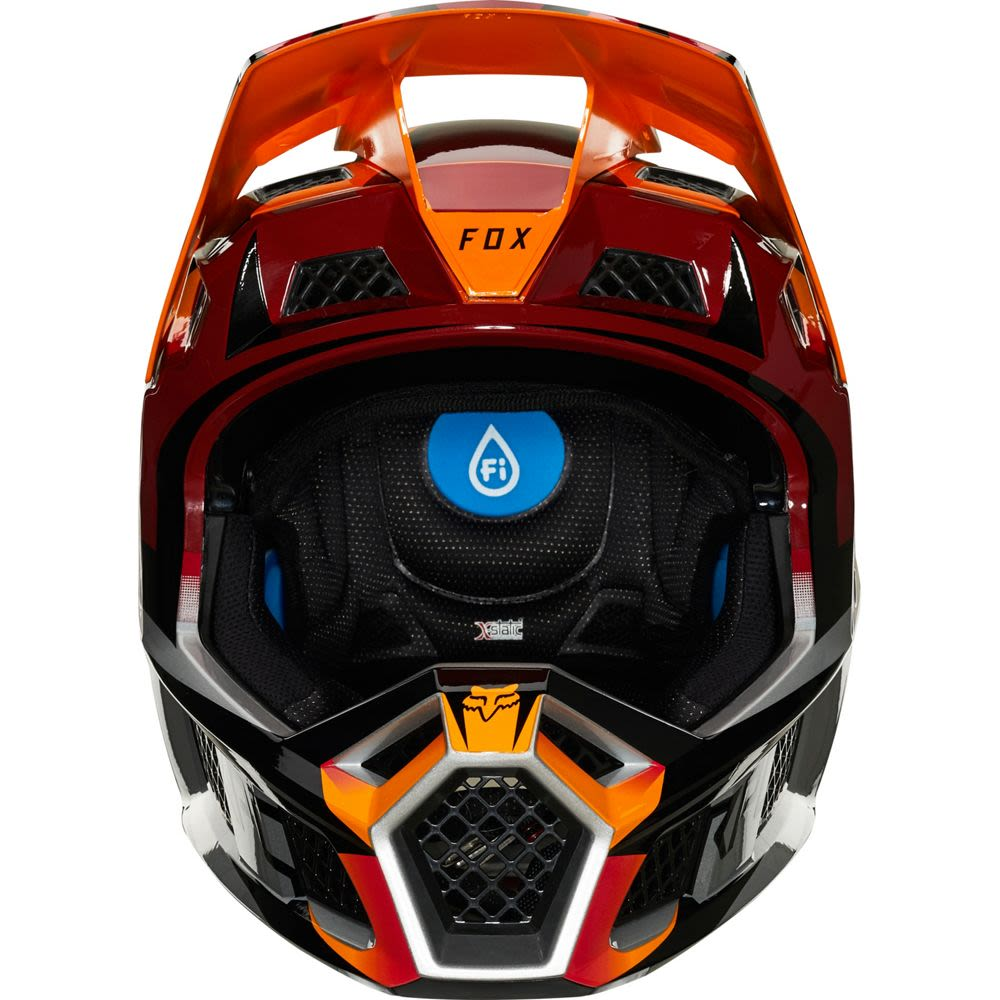 Casco Rampage PRO Carbon Beast Iced