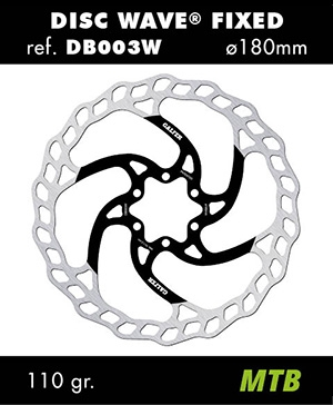 Rotor Disc Wave Fixed
