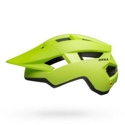 Casco Spark Mips Mat Brt Green/Blk1