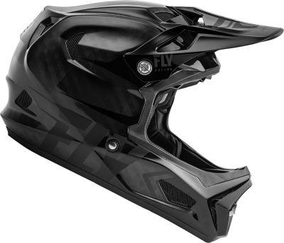Casco Werx Carbon Imprint Black