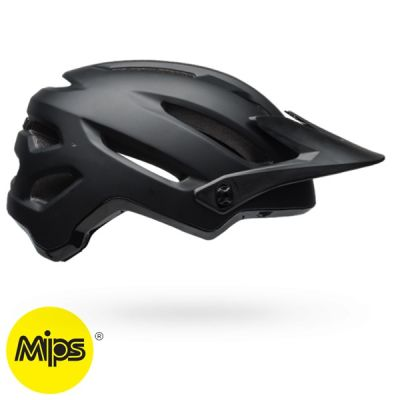 Casco 4forty Mips Mat/Gls Black1
