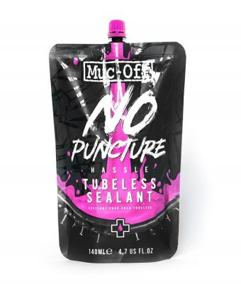 No Puncture Tubeless Sealant 140ml