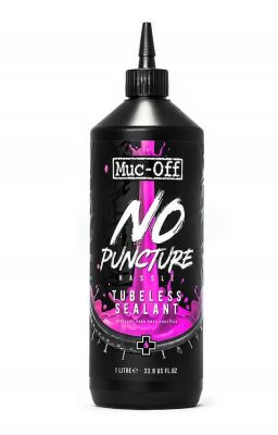 No Puncture Tubeless Sealant 1lt