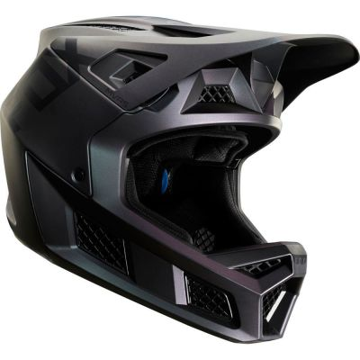 Casco Rampage Pro Carbon Purple