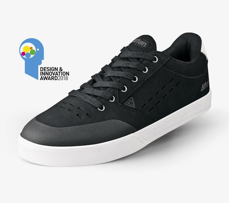 Zapatillas Keegan Blk/Grey