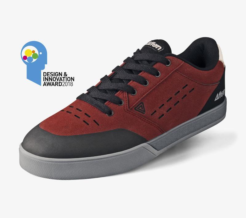 Zapatillas Keegan Blk/Maroon