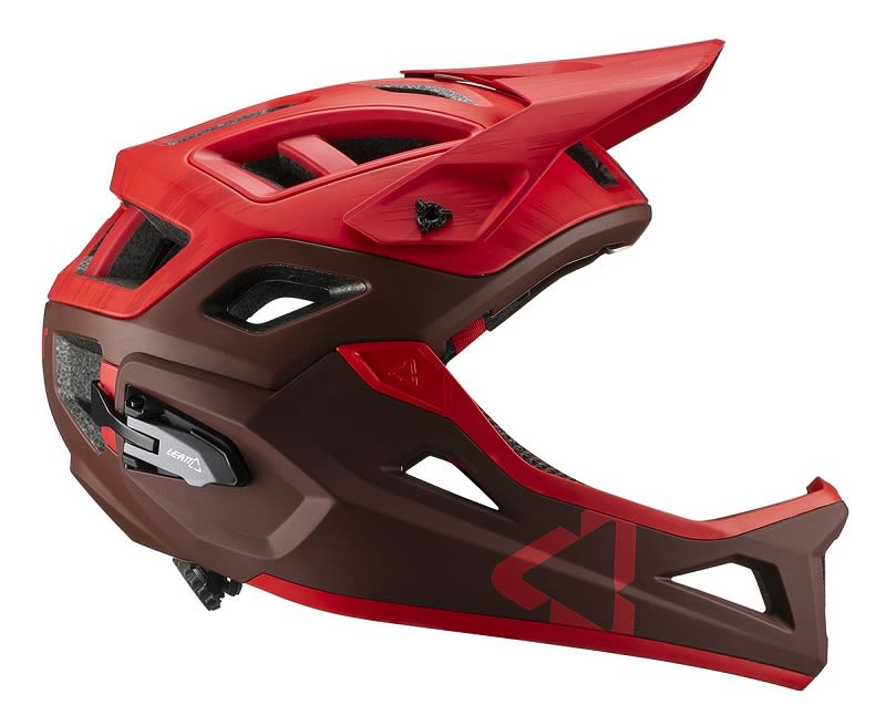 Casco DBX 3.0 Enduro V19.1 Ruby
