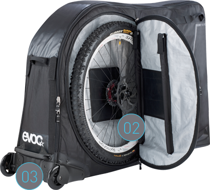Bike Travel Bag Macaskill