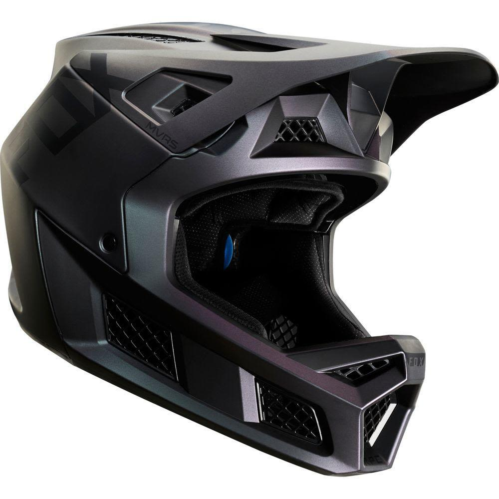 Casco Rampage Pro Carbon Purple