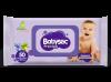Toallitas Humedas Babysec Premium c/tapa 50 unidades