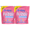 Detergente Líquido Fuzol Hipoalergénico 3lts Pack 2x