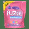 Detergente Líquido Fuzol Hipoalergénico 3 litros