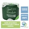 Papel Higiénico Premium Ecológico Green Care 1 Rollo 44m