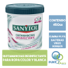 Quitamanchas Desinfectantes Sanytol Blanco y Colores 450g