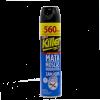 Insecticida Aerosol Killer Virginia Mata Moscas, Mosquitos y Zancudos 560 cc