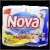 Toalla Papel Nova Ultra 2x Megarollo 32m