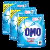 Detergente en Polvo Omo Matic Pack 3 un