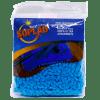 Mopa plana Microfibra Soplao Repuesto Premium Azul