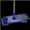 Mopa plana Microfibra Soplao Premium Azul Chenille