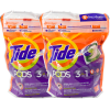 Detergente Capsulas Tide Pods 31 unidades Pack 2x