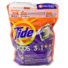 Detergente Capsulas Tide Pods 31 unidades