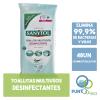 Toallitas Multiuso Desinfectantes Sanytol 48 unidades (24 Maxi Toallitas)