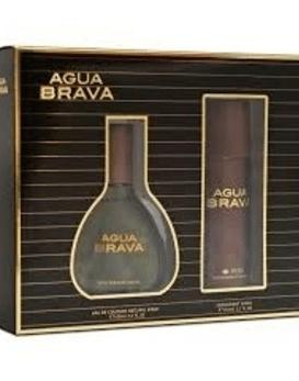 Agua Brava Estuche EDC 100 ML + DEO 150 ML (H)