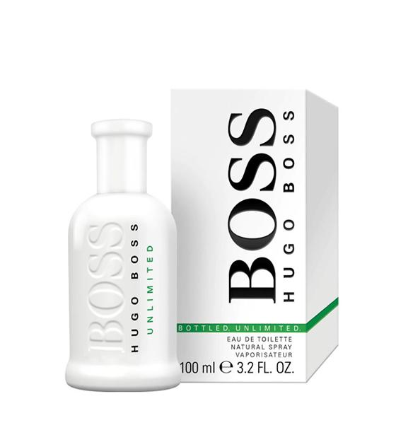Boss Bottled Unlimited EDT 100 ML (H)