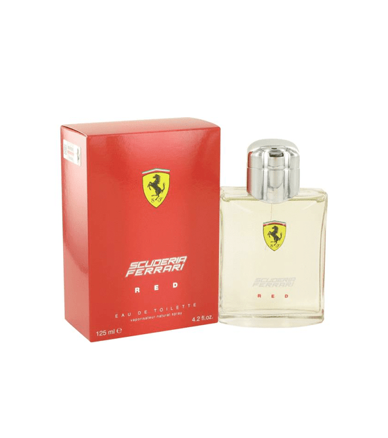 Scuderia Red EDT 125 ML (H)