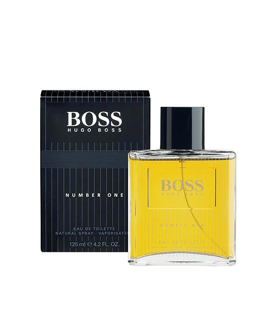 Boss Number One EDT 125 ML (H)