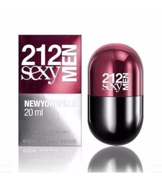 212 Sexy Men EDT 20 ML (H)