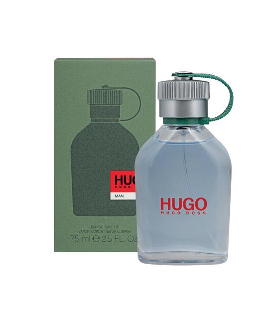 Hugo Men Cantimplora EDT 75 ML (H)
