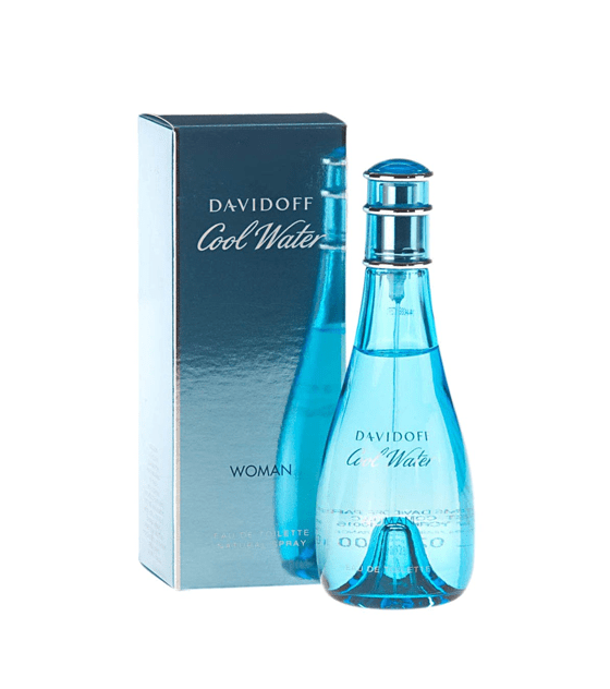Cool Water Women EDT 100 ML (M)