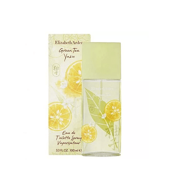 Green Tea Yuzu EDT 100 ML (M)