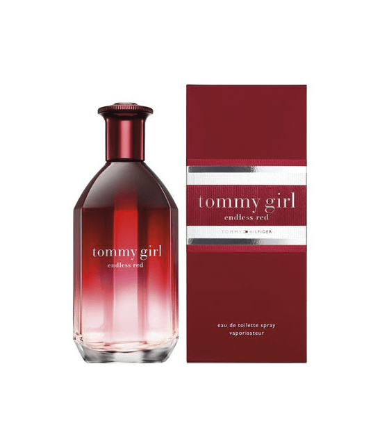 Tommy Girl Endless Red EDT 100 ML (M)