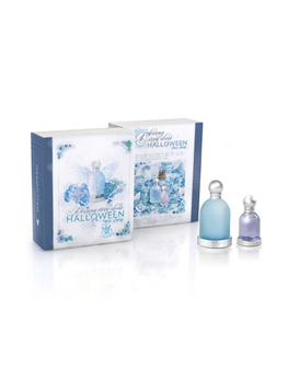 Halloween Blue Drop EDT 100 ML+Halloween 30 ML Estuche (M)