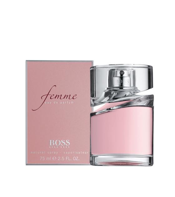 Hugo Boss Femme EDP 75 ML (M)