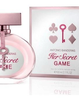 Her Secret Game EDT 80 ML (M)